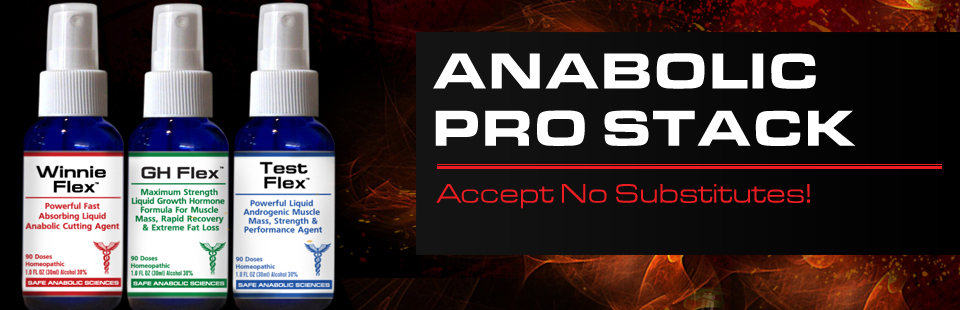 Anabolic Pro Stack Banner