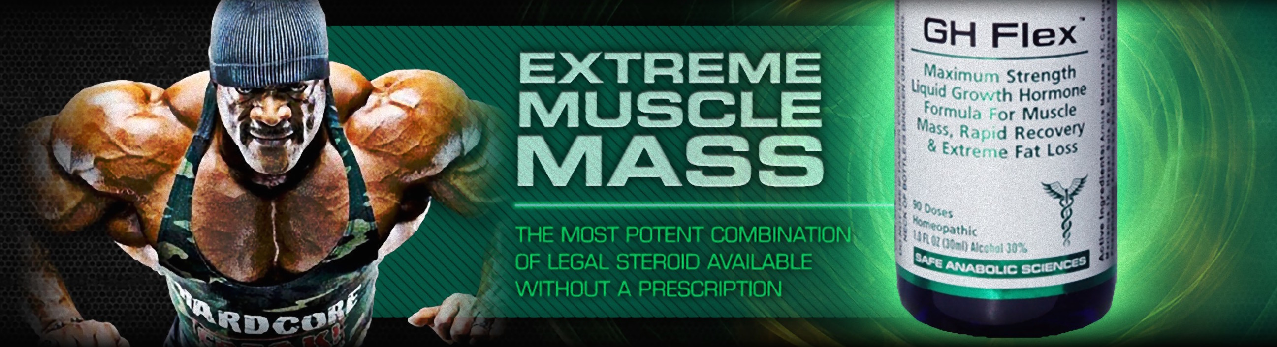 Extreme Muscle Mass