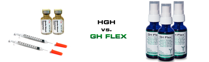 Somatropin HGH Comparison
