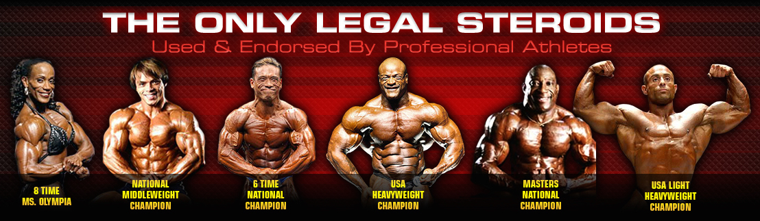 Top Legal Steroids Athletes